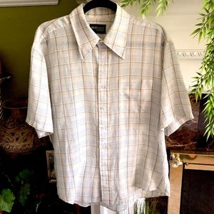 Men's Vintage short sleeve shirt